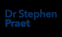 Dr Stephen Praet Logo